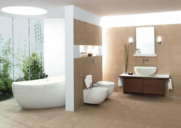 modernes badezimmer ideen wie sie die natur n her. Black Bedroom Furniture Sets. Home Design Ideas