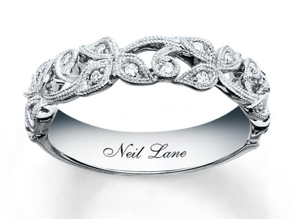 Kay Neil Lane Flower Ring