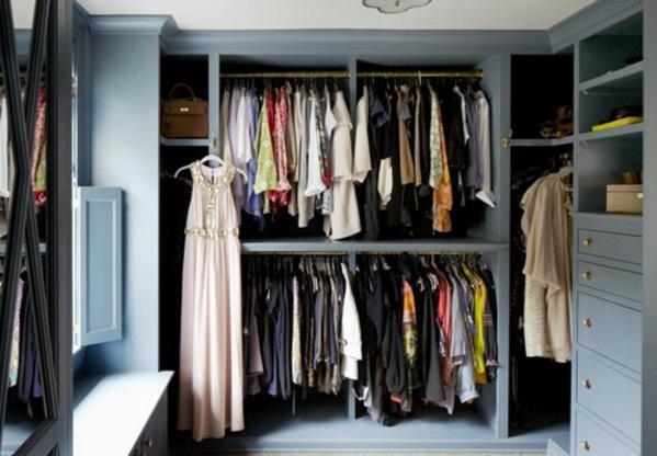 offener kleiderschrank selber bauen dekoration. Black Bedroom Furniture Sets. Home Design Ideas