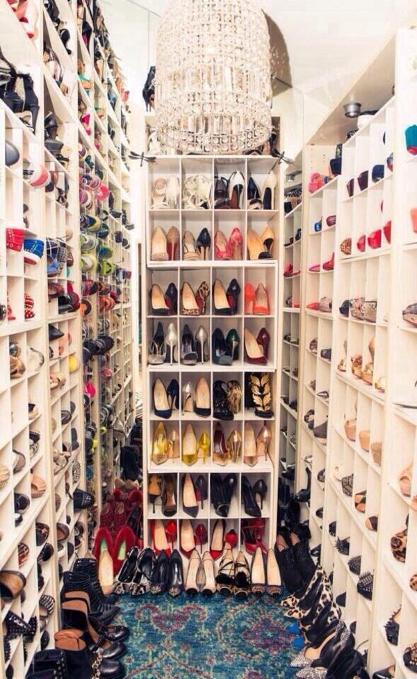17 Best Ideas About Begehbarer Kleiderschrank Selber Bauen On ...