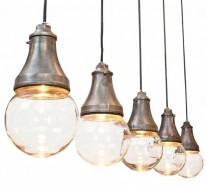 Pendellampen – der neue Trend der Glühbirnen