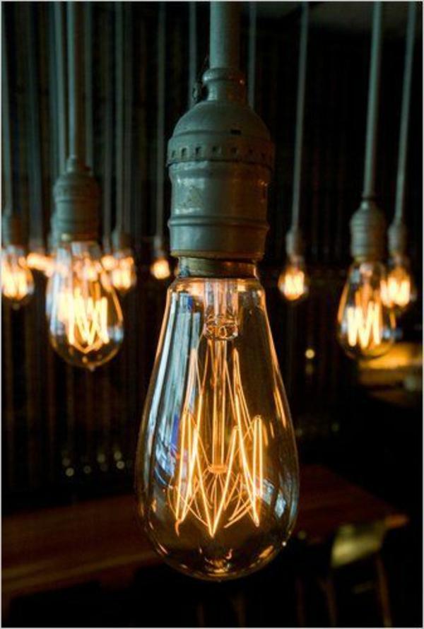 pendelleuchten glühbirnen industrie