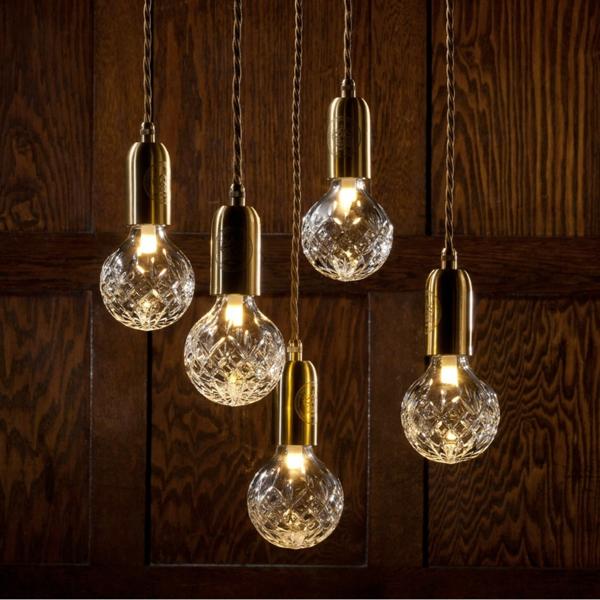 pendelleuchten glühbirnen luxuriös