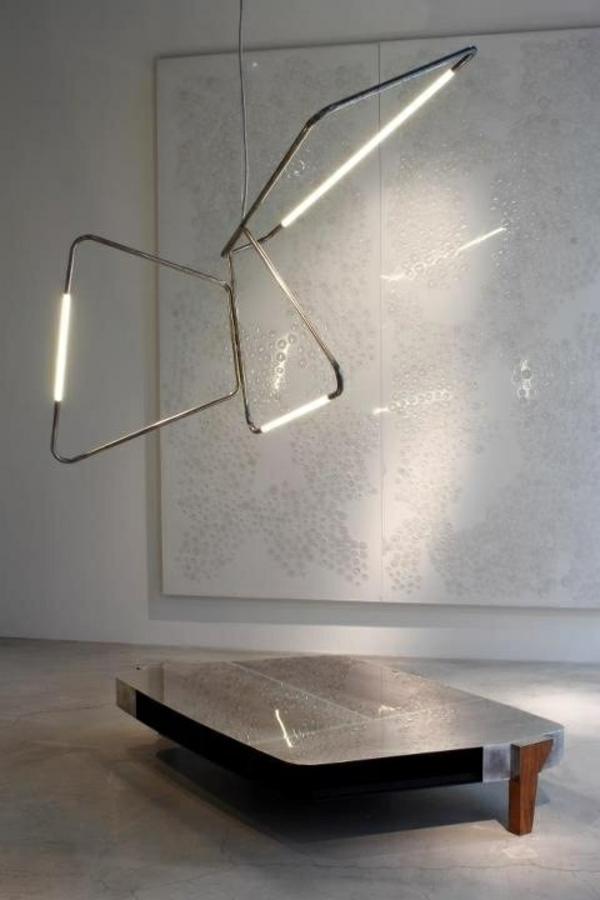 pendellampen modern led hängeleuchte minimalistisch