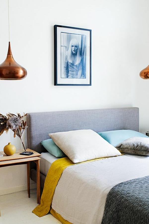 pendellampen modern led hängeleuchte schlafzimmer