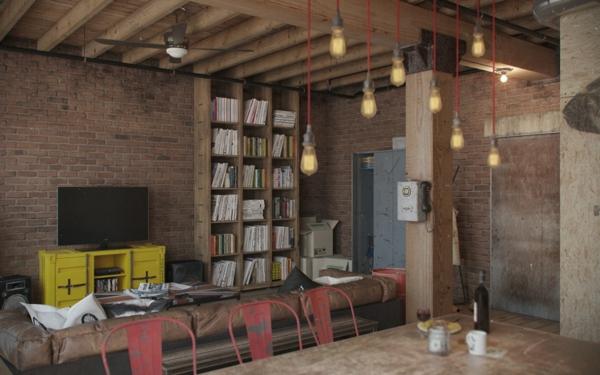 pendellampen wohnzimmer glühbirnen