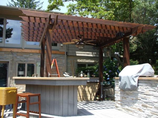 pergoladach terrassen berdachung praktische ratschl ge und ideen. Black Bedroom Furniture Sets. Home Design Ideas