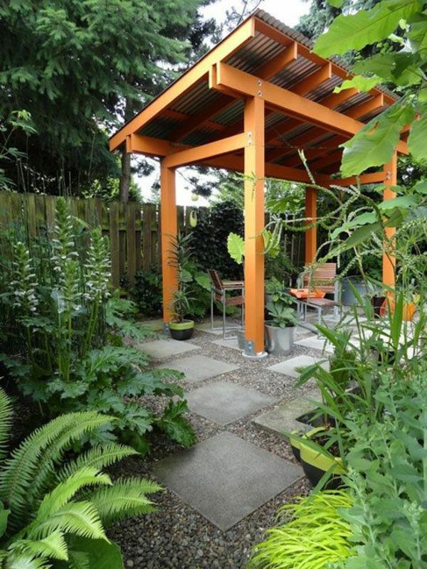 pultdach-aufbau-pultdachkonstruktion-dachformen-holzpergola-selber-bauen