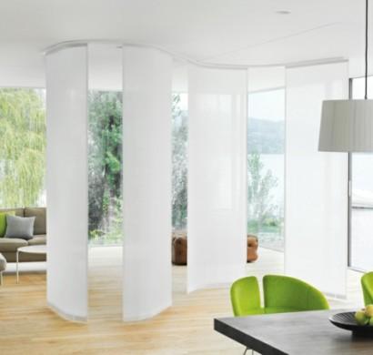 Die Rolle der Raumtrenner im offenen Wohnraum