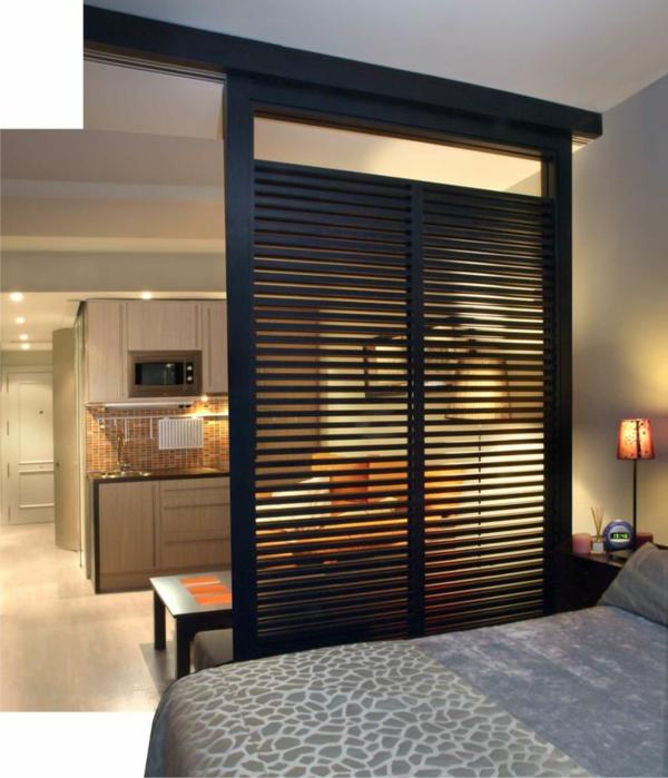 die rolle der raumtrenner im offenen wohnraum. Black Bedroom Furniture Sets. Home Design Ideas