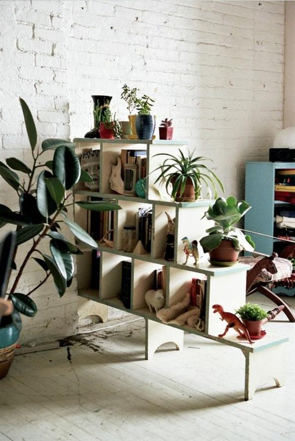 Die rolle der raumtrenner im offenen wohnraum for Zimmerpflanzen dekorativ
