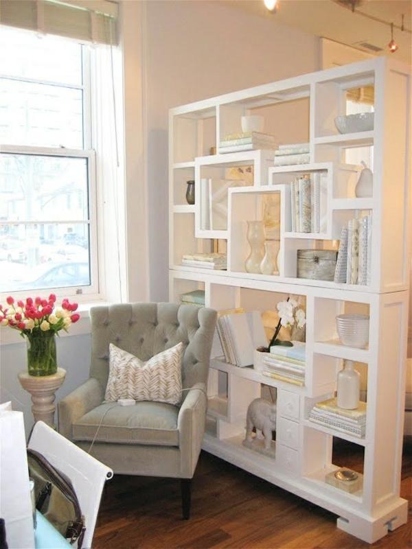 wohnzimmer raumteiler tv:raum trenner regal offener wohnbereich trennwände wohnzimmer