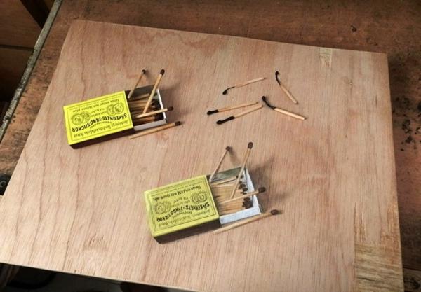 realistische Zeichnungen Holz feuer frei