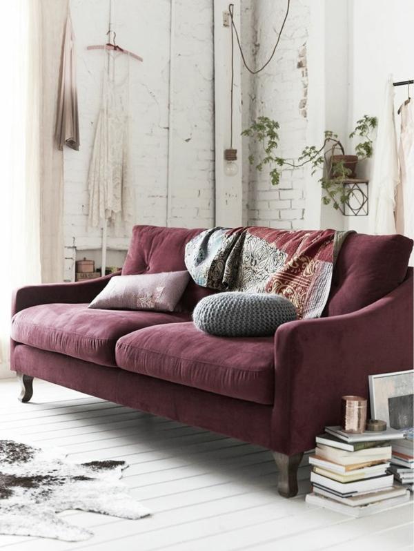 retro möbel einrichtung wohnen sofa bezug