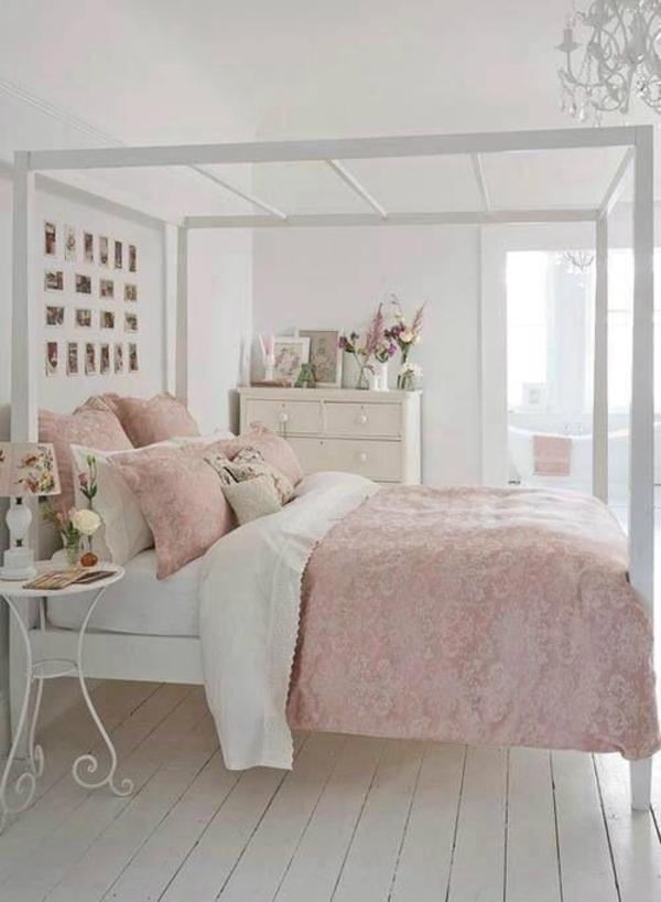 Landhausstil schlafzimmer rosa  Schlafzimmer rosa grau ~ Übersicht Traum Schlafzimmer