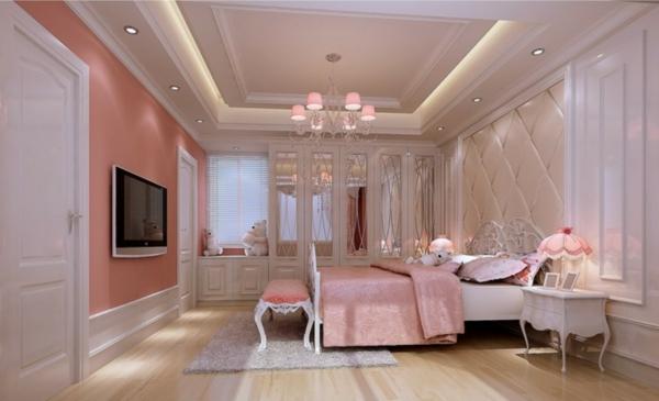 Luxus schlafzimmer mit himmelbett  De.pumpink.com | Stein Wände