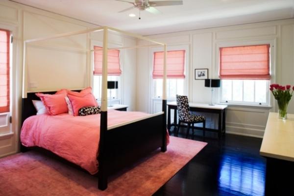 rosa schlafzimmer - welche vorteile und nachteile könnte man haben - Schwarz Rosa Schlafzimmer