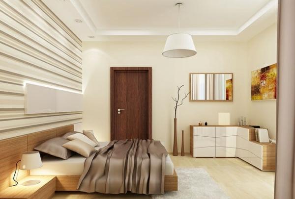 schlafzimmer modern einrichten wandfarben ideen eierschalenfarben