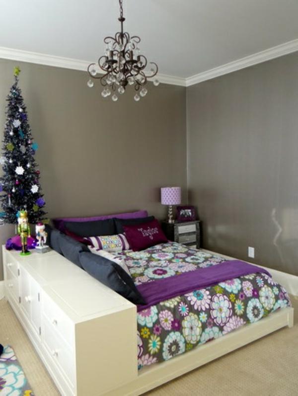 Jugendliches schlafzimmer modern gestalten - Jugendzimmer modern ...