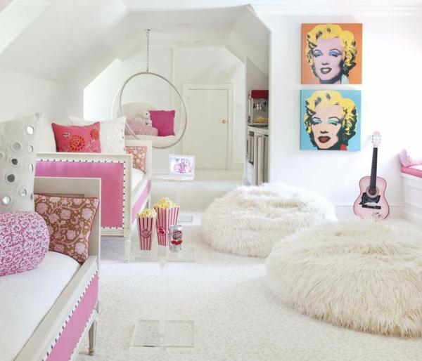 Teenage Girls Room Design Ideas