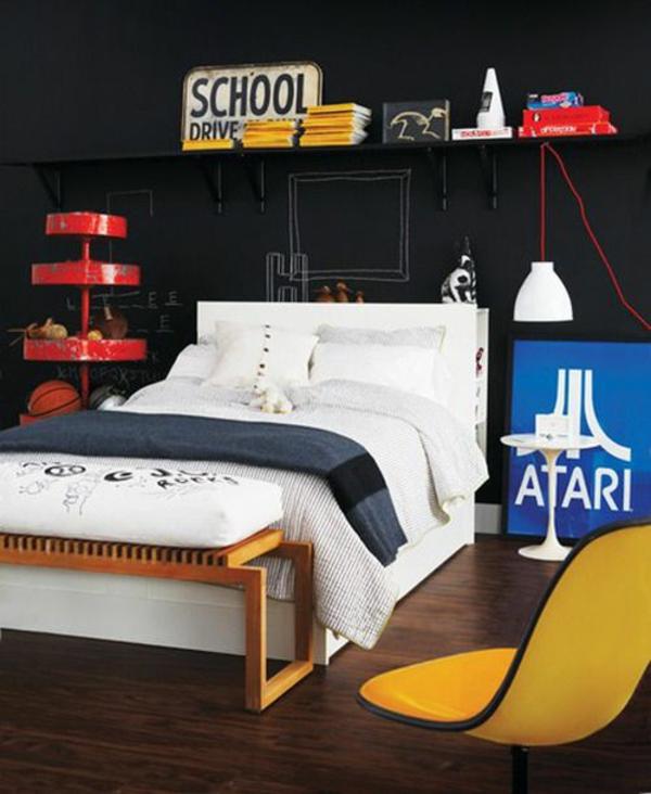 Jugendliches Schlafzimmer Modern Gestalten