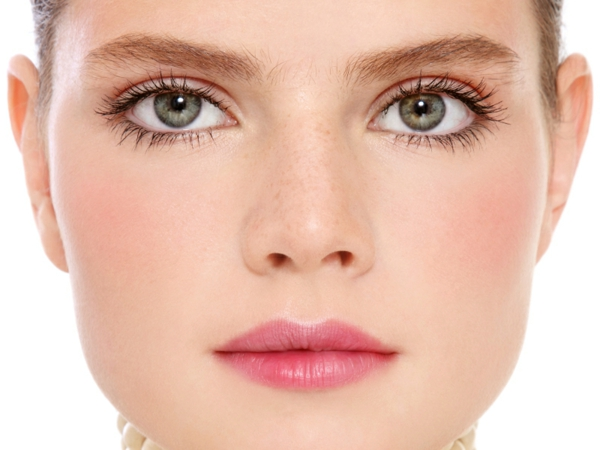 schminken augen natürliches make up ganz simpel