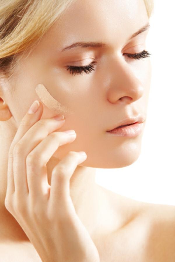 schminken augen natürliches make up geschickt