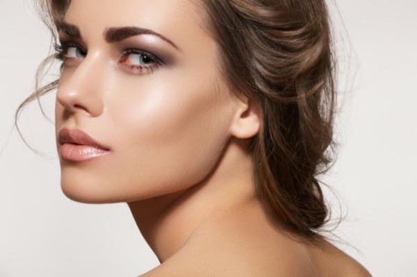 schminken augen natürliches make up light