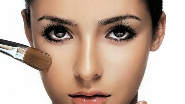 schminktipp augen natürliches make up
