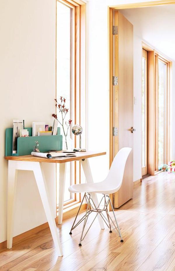 skandinavisch einrichten büroeinrichtung häusliches arbeitszimmer