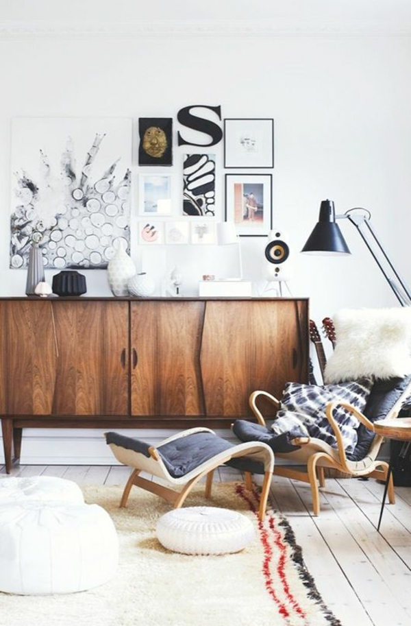 skandinavische m bel verleihen jedem ambiente ein modernes. Black Bedroom Furniture Sets. Home Design Ideas