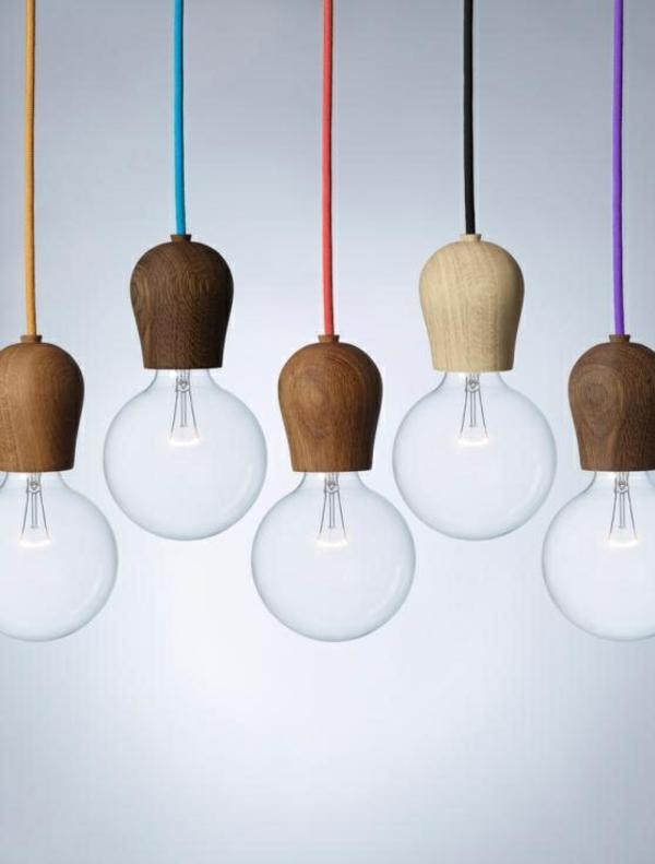 skandinavische lampen pendelleuchten esszimmer schlichtes skandinavisches design