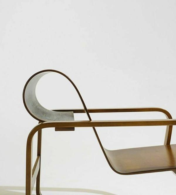 skandinavische möbel ALVAR AALTO Paimio lounge chair