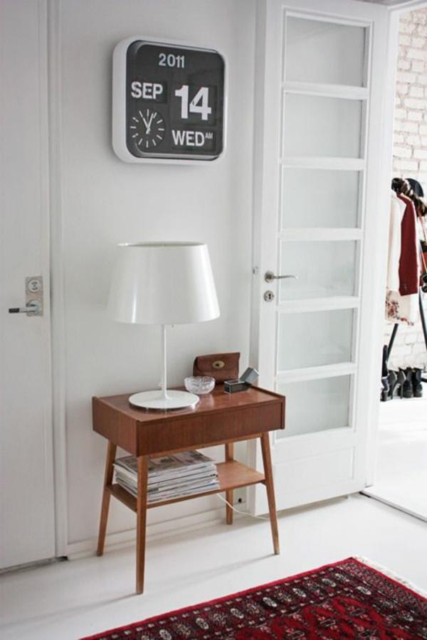 Skandinavische Möbel Couchtisch Holz Stehlampe Skandinavisches Design