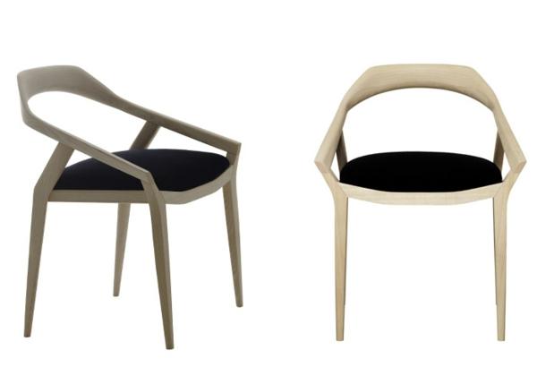 skandinavische möbel holz stühle skandinavisches design