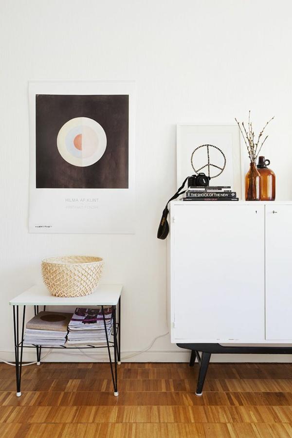 skandinavisches design möbel deko ideen holz möbel
