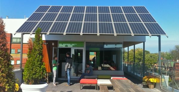 solaranlage und photovoltaik alternatives haus