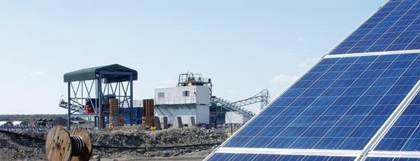solaranlage und photovoltaik anlage