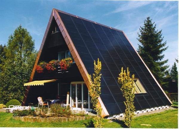 solaranlage und photovoltaik berghaus
