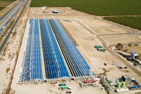 solaranlage und photovoltaik blick von oben