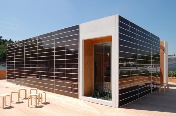 solaranlage und photovoltaik cafe