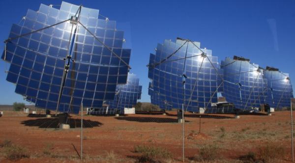 solaranlage und photovoltaik eckig