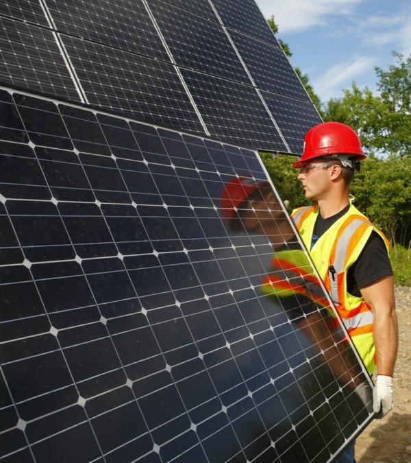 solaranlage und photovoltaik fachmann