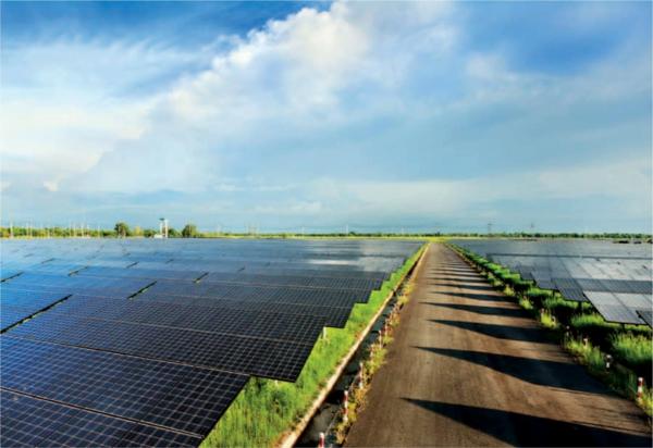 solaranlage photovoltaik felde