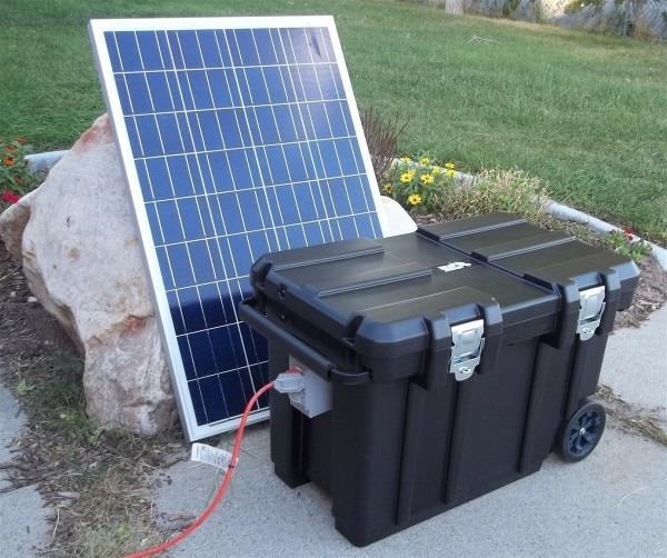 solaranlage und photovoltaik klein