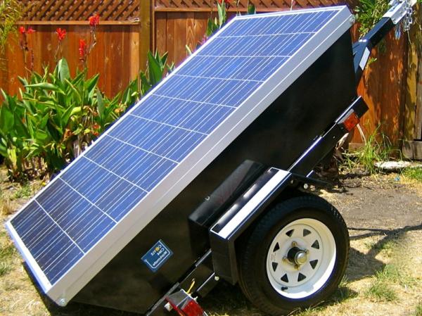 solaranlage und photovoltaik mobil
