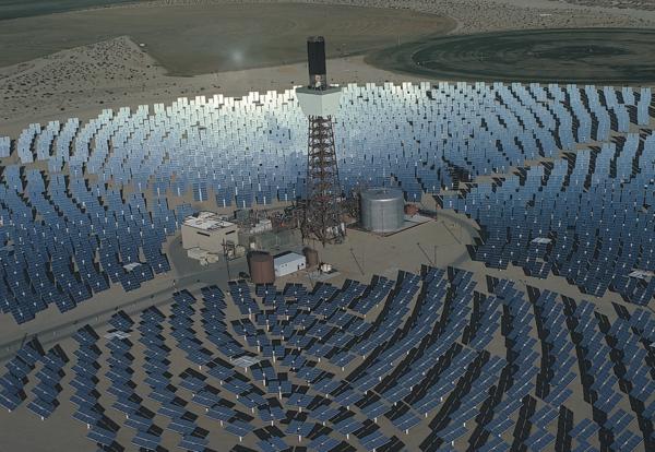 solaranlage und photovoltaik module