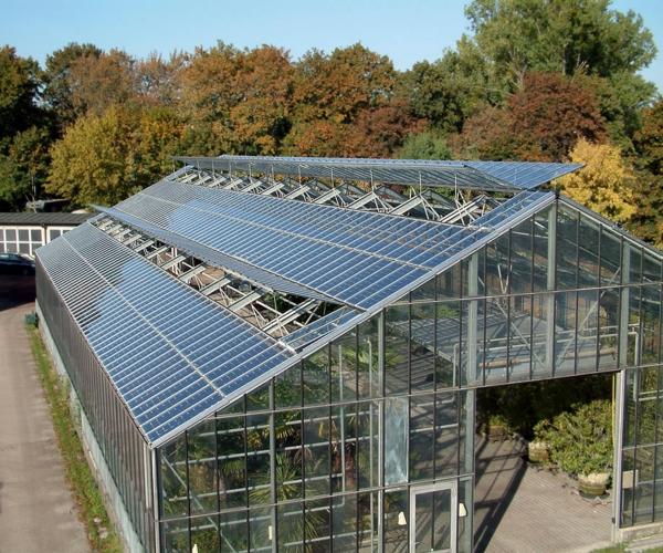 solaranlage und photovoltaik nachhaltig orangerie