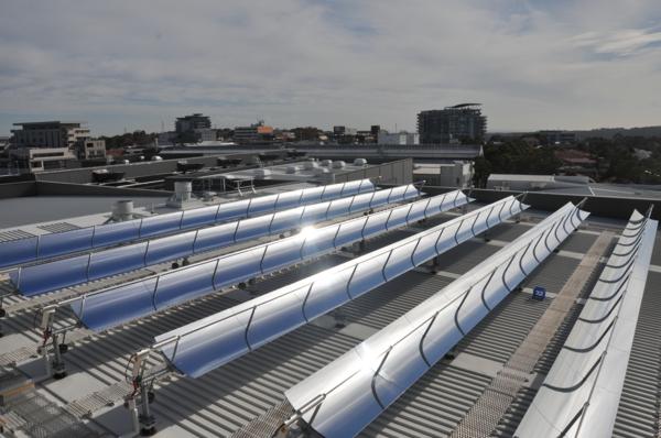 solaranlage und photovoltaik reihen