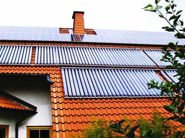solaranlage und photovoltaik zielgeldach